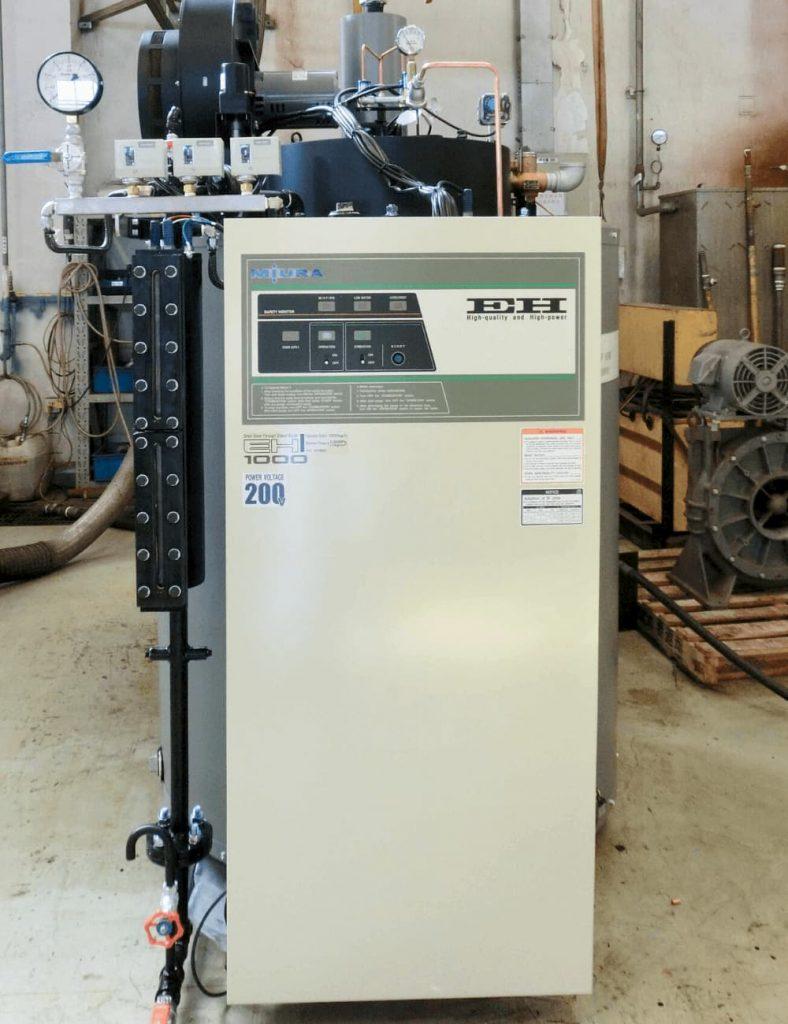 Miura Malaysia Boiler EH1000F