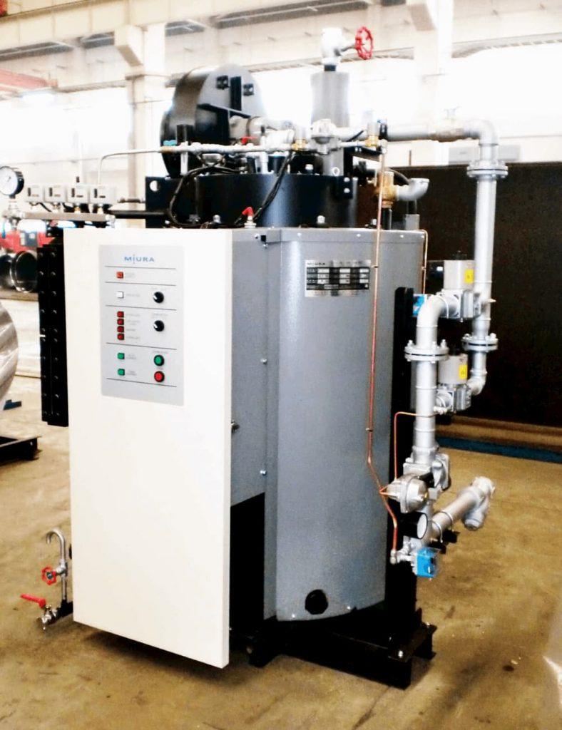 Miura Malaysia Boiler EH1000G