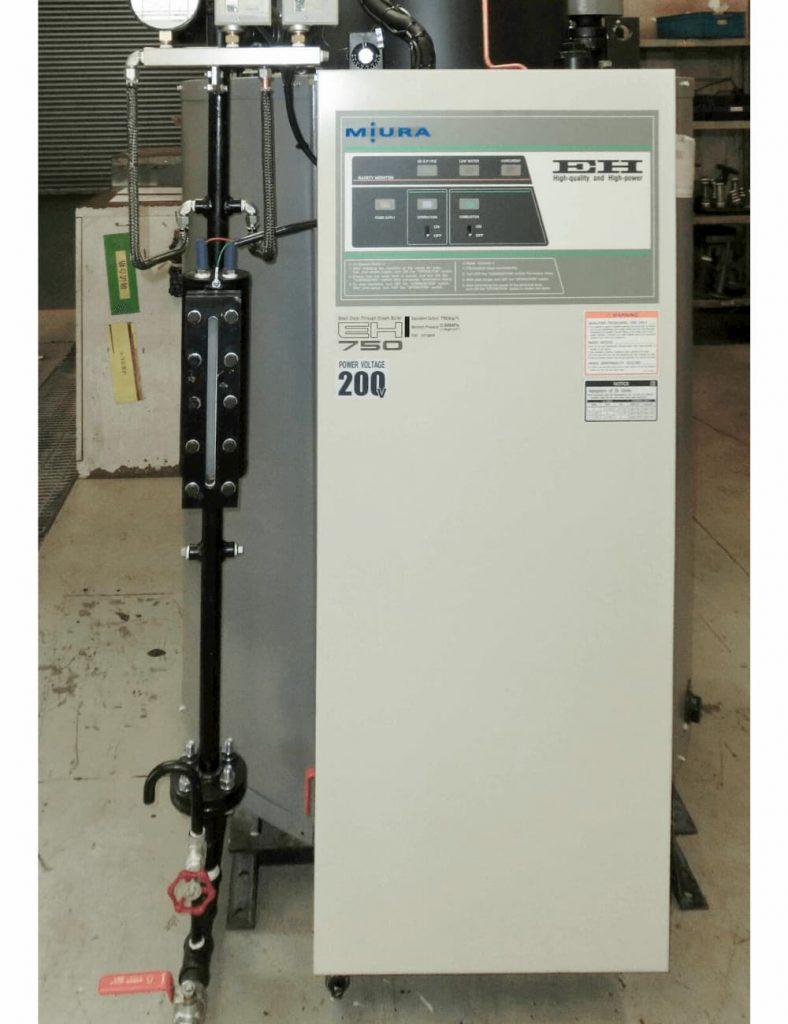 Miura Malaysia Boiler EH750F