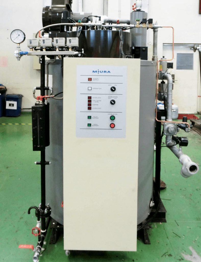 Miura Malaysia Boiler EH750G