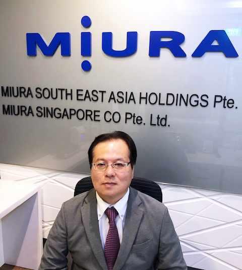 MIURA BOILER MALAYSIA SDN BHD Managing Director Keiich Murakami