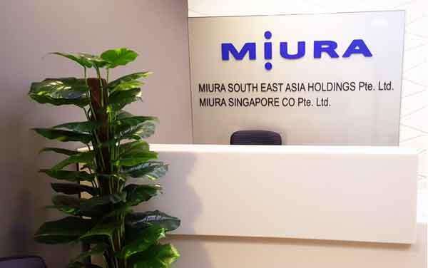 MIURA SINGAPORE CO PTE.LTD.