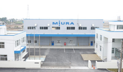 MIURA BOILER CO.,LTD. (Taiwan)
