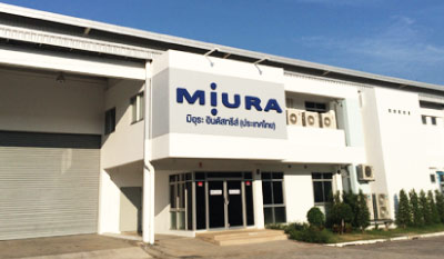 MIURA INDUSTRIES (THAILAND) CO.,LTD.